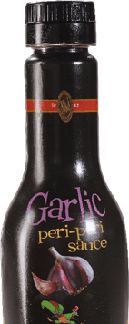 Galitos Garlic Sauce Bottle